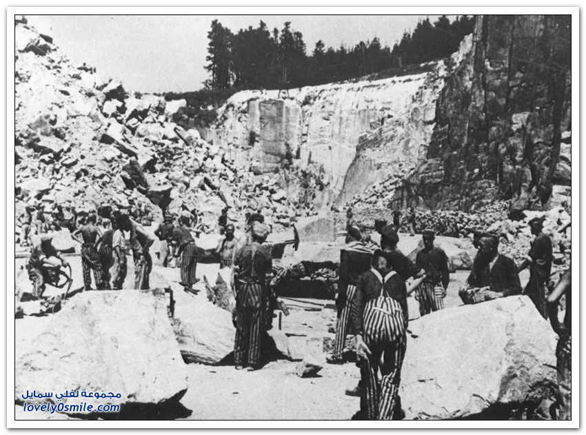 معسكر اعتقال ماوتهاوزن في النمسا