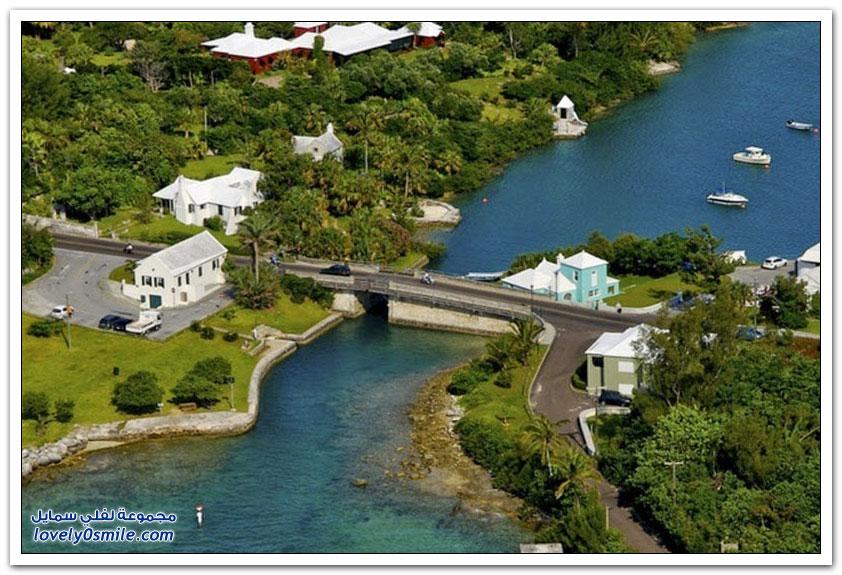 أصغر جسر متحرك في العالم