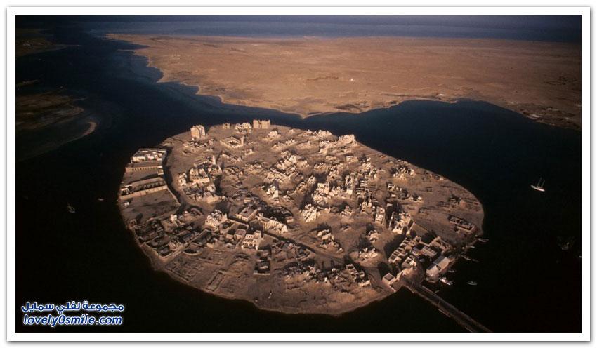 جزيرة سواكن في السودان