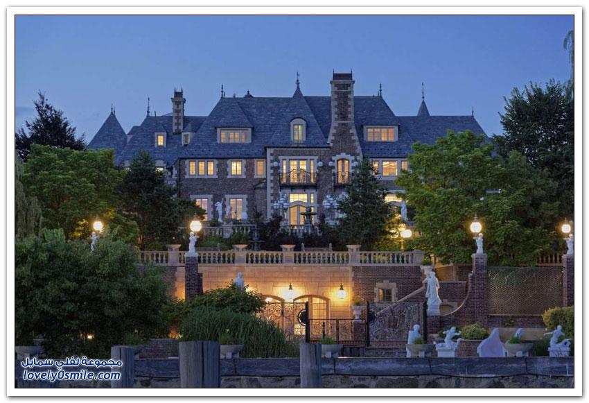 منزل ملياردير روسي بقيمة 85 مليون دولار