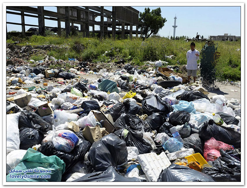 أكثر الأماكن تلوثاً على وجه الأرض