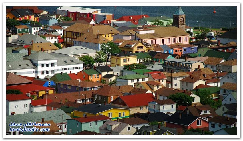 سانت بيير وميكلون المستعمرة الفرنسية الأخيرة في أمريكا الشمالية