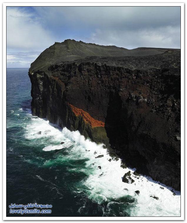 سورتسي واحدة من أصغر جزر العالم