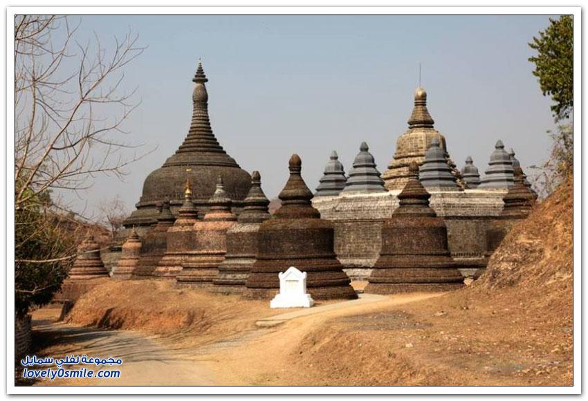 تعرف على أطلال ماروكو المنسية في أراكان في ميانمار