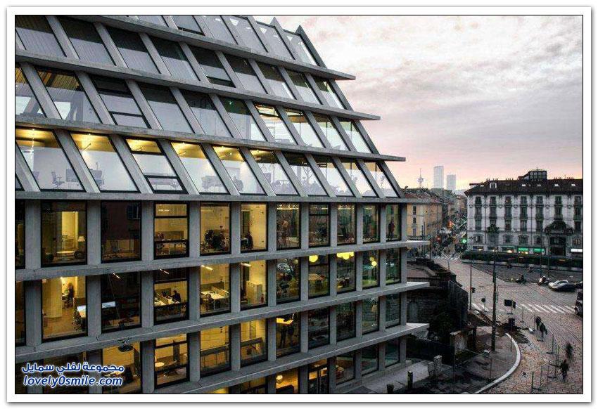 مكتب شركة مايكروسوفت في إيطاليا