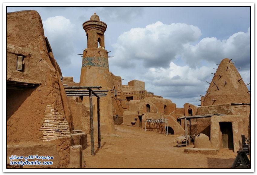 ساراي باتو عاصمة القبيلة الذهبية من القرن الثالث عشر
