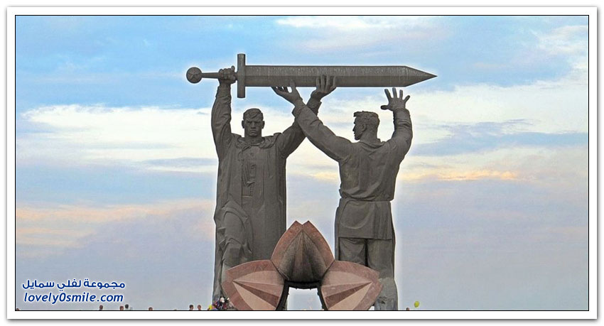 مدينة مغنيتاغورسك الروسية