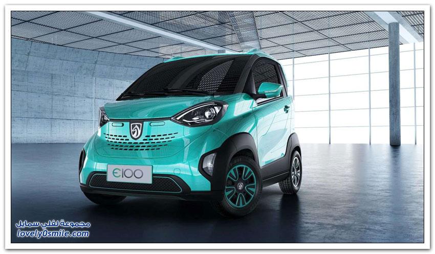 أرخص سيارة كهربائية في العالم