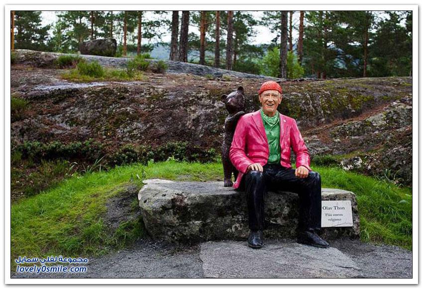 أغنى أغنياء النرويج