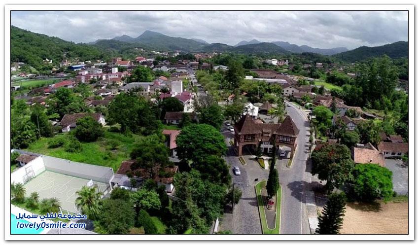 المدينة البرازيلية التي يسكنها مُهاجرين ألمان