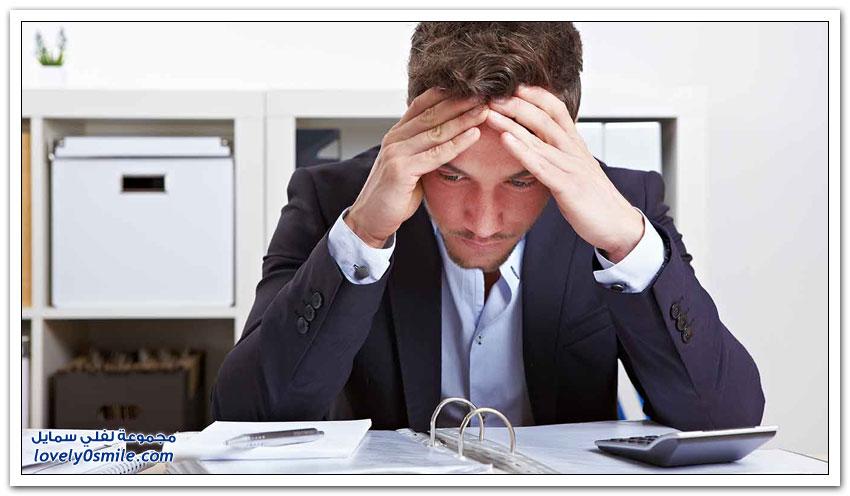 10 طرق يقاوم الناجحون بها ضغوط العمل