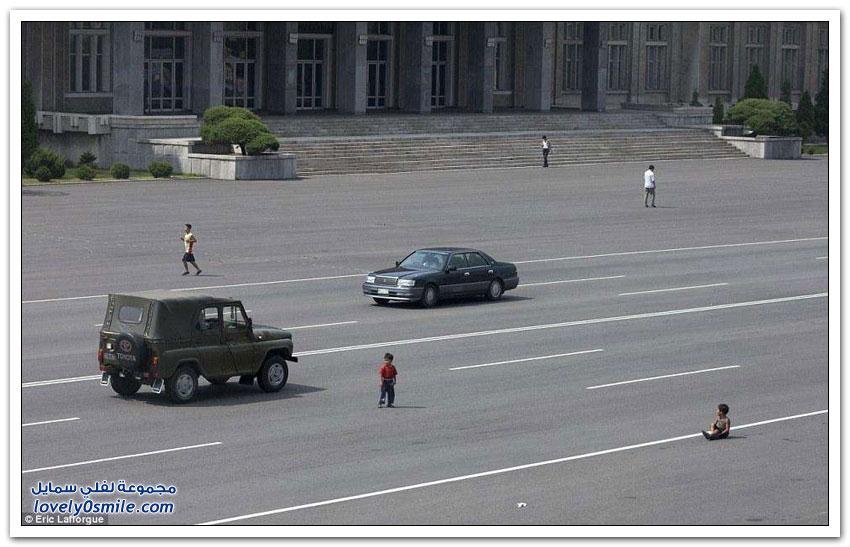 كوريا الشمالية الدولة التي أشغلت العالم