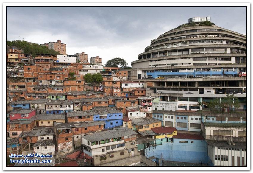 مول التسوق الذي أصبح سجن في فنزويلا