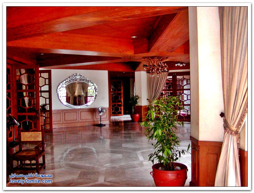 قصر جوز الهند في مانيلا