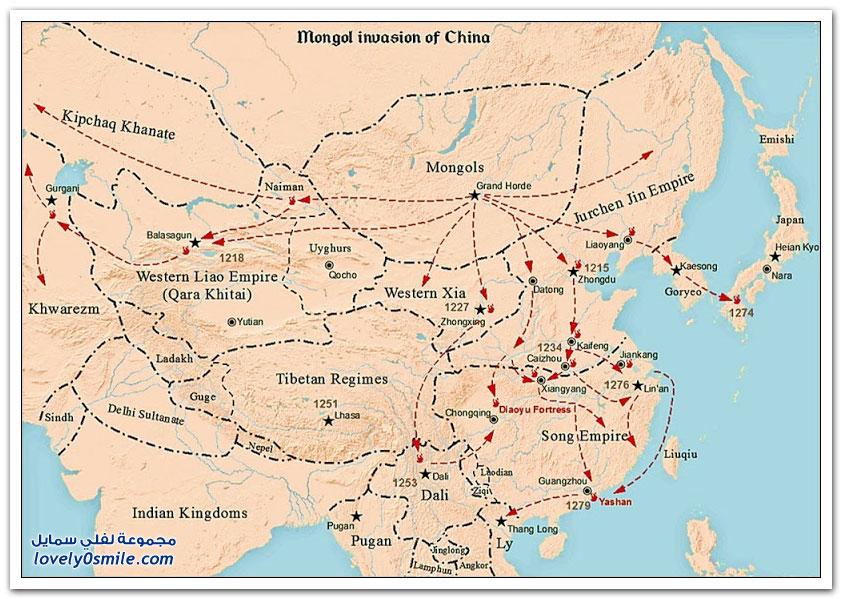 أهرامات الشرق الصينية