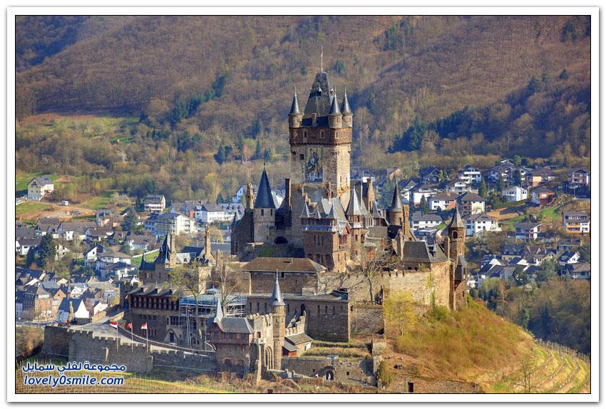 قلعة كوشيم في ألمانيا