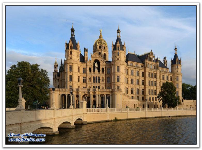 أجمل عشر قلاع في ألمانيا