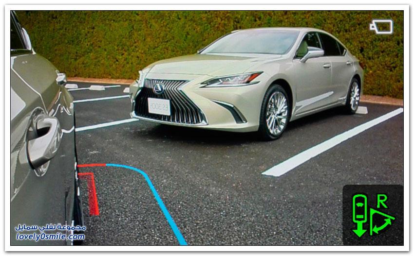 أول سيارة تستبدل المرايا الجانبية بكاميرات