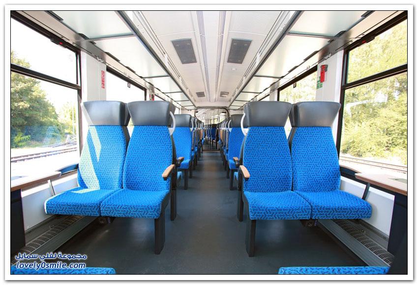أول قطار هيدروجيني في العالم يبدأ العمل في ألمانيا