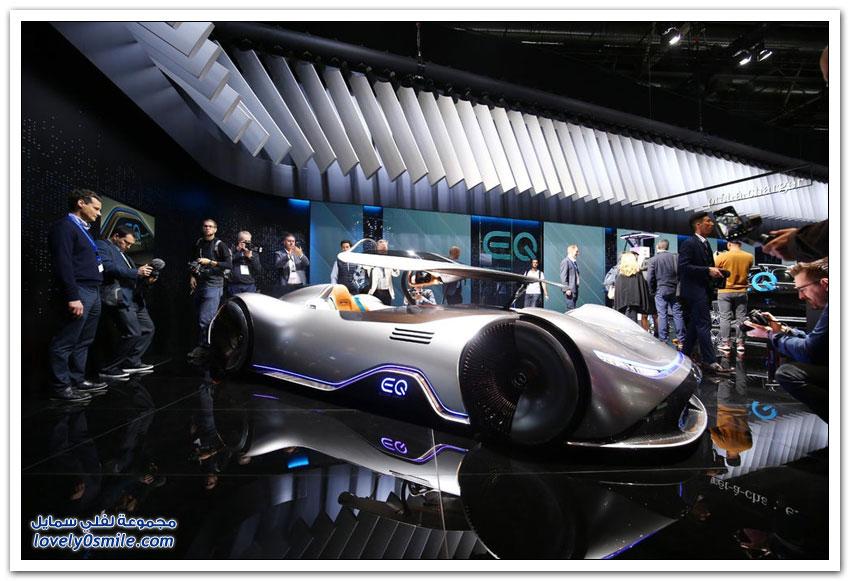 معرض باريس للسيارات الرياضية 2018م