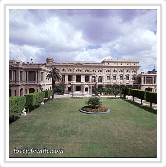 قصر عابدين بالقاهرة ج1 - صور