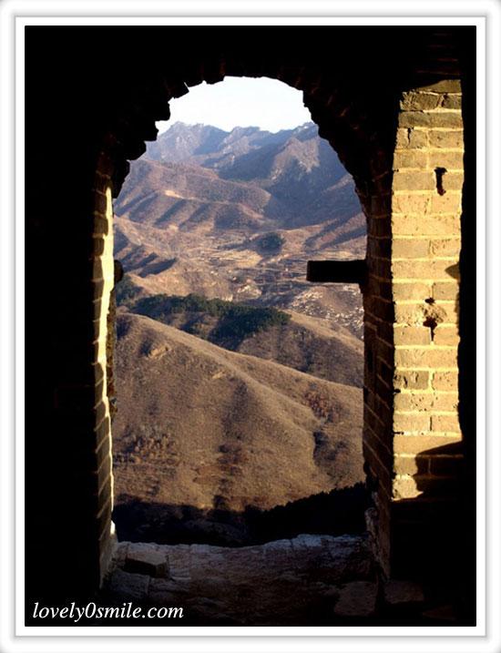 صور سور الصين الجزء الأول
