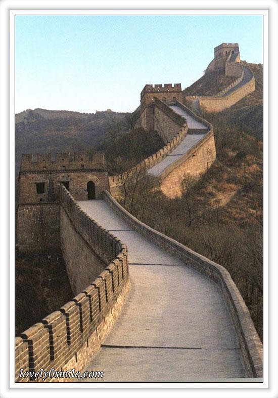 ست عجائب الدنيا السبع Great-China-wall-16
