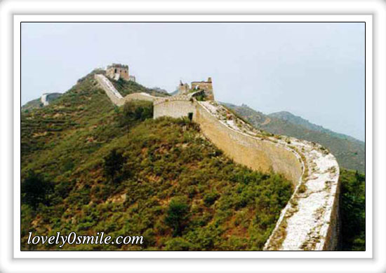 صور سور الصين الجزء الثاني