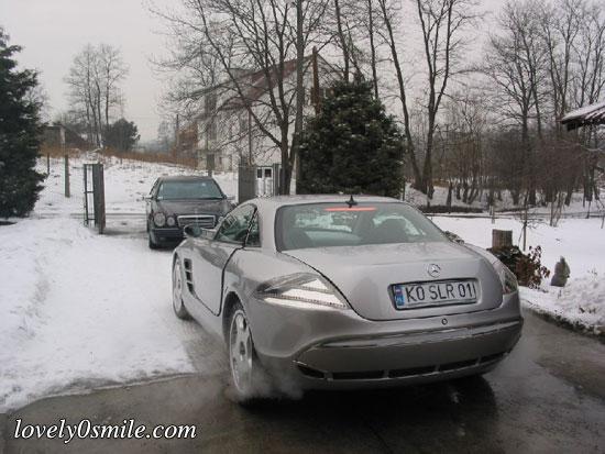 سيارة صناعة ألمانية - صور