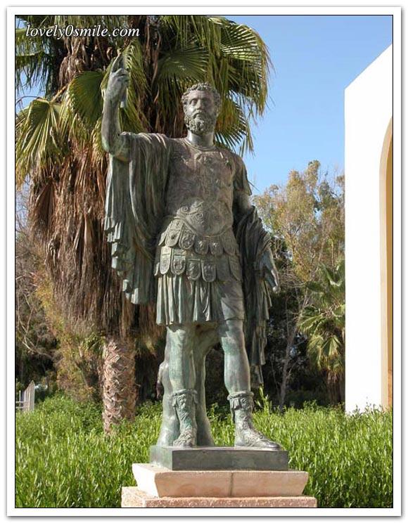 الاثار الرومانية فى العالم العربى Libya-08.jpg