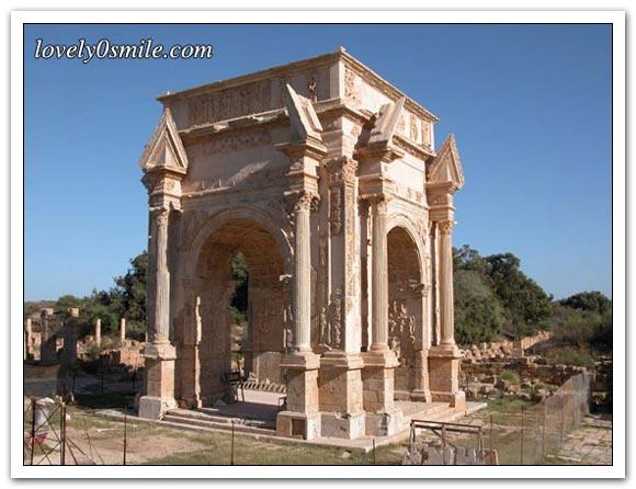 الاثار الرومانية فى العالم العربى Libya-09.jpg
