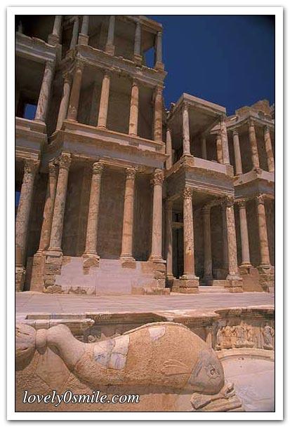 الاثار الرومانية فى العالم العربى Libya-24.jpg