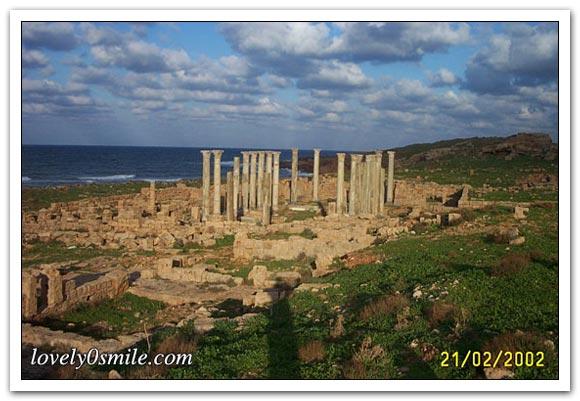 الاثار الرومانية فى العالم العربى Libya-27.jpg