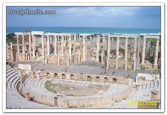 الاثار الرومانية فى العالم العربى Libya-31.jpg