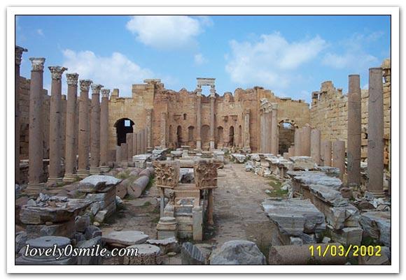الاثار الرومانية فى العالم العربى Libya-33.jpg