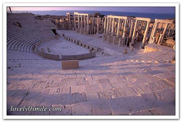 الاثار الرومانية فى العالم العربى Libya-34.jpg