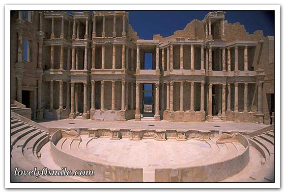 الاثار الرومانية فى العالم العربى Libya-39.jpg