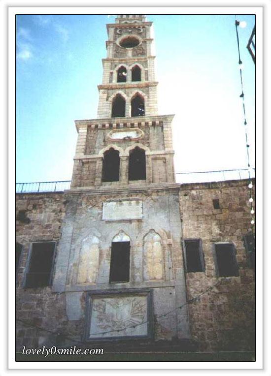صور من مدينة عكا