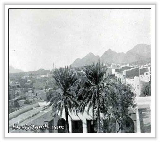 صور قديمة للمدينة المنورة 1