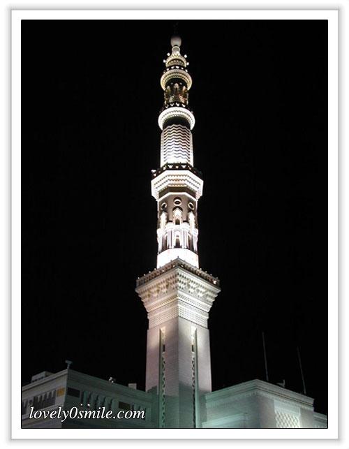 صور من الحرم النبوي -1