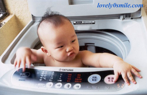 baby funny photo
