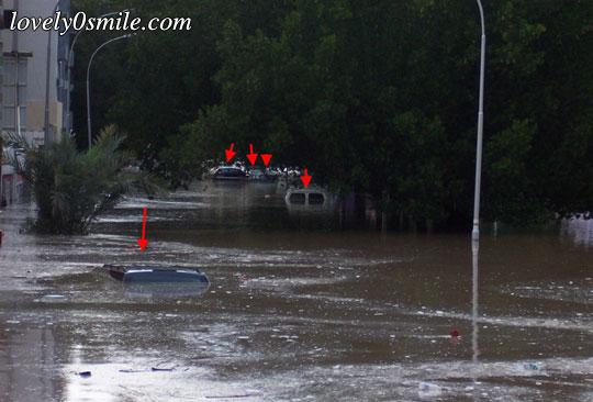 أمطار مكة صيف 1426