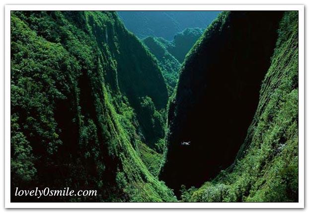 أروع وأجمل المناظر الطبيعية في العالم على الاطلاق .... N-20