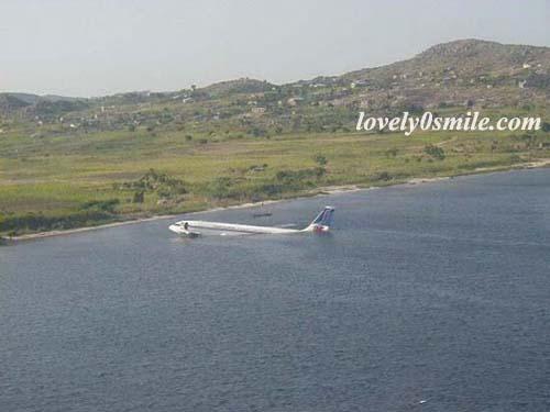 صور حوادث طائرات ج1