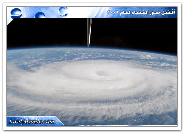 أفضل صور الفضاء لعام 2006