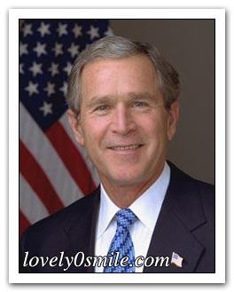 بوش يبكي - صور - حقيقة الحرب