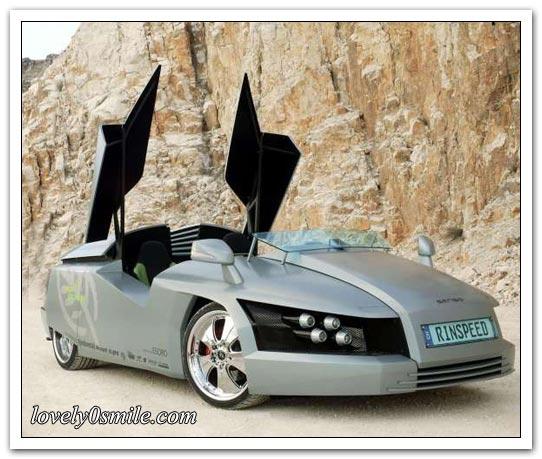 سيارات Rinspeed الغريبة - صور