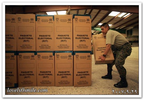 العالم اليوم 29-9-2007 / صور
