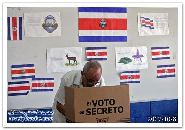 العالم اليوم 8-10-2007 / صور