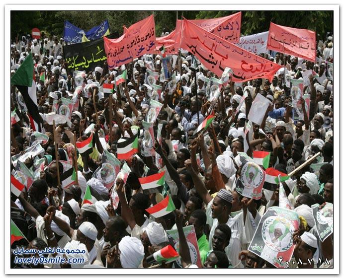 صور العالم اليوم 18-7-2008